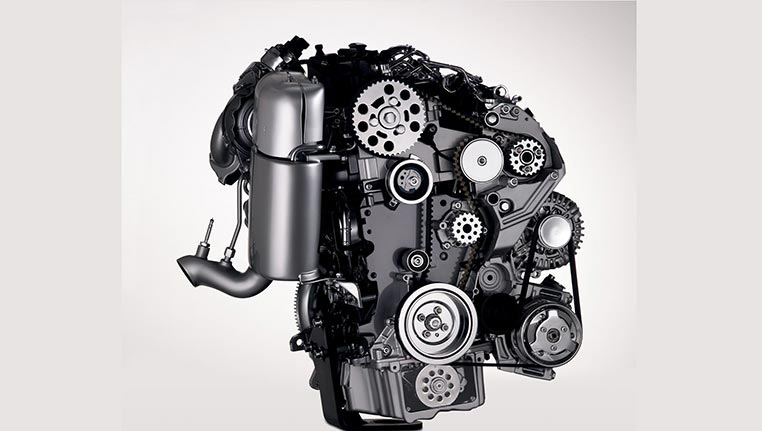 Volkswagen Polo Sedan Engine